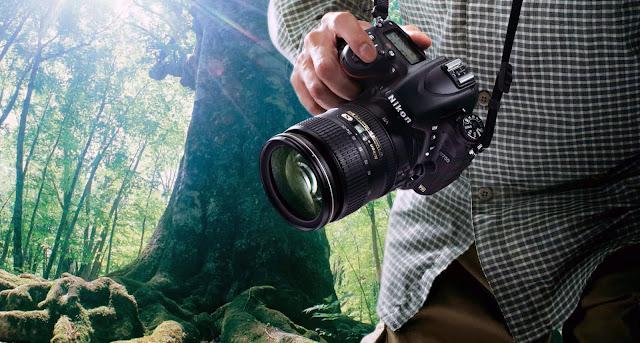 dari sekian banyak brand kamera DSLR sebagian besar fotografer baik amatir maupun yang tel #5 Kamera DSLR Nikon Terbaik Harga Murah