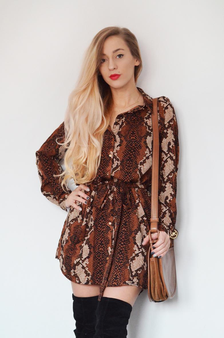 Femme Luxe Finery - sukienki