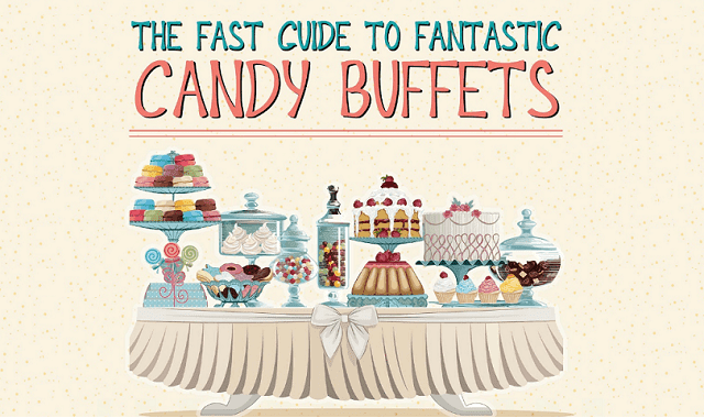 Sweet Treat: A Perfect DIY Candy Buffet