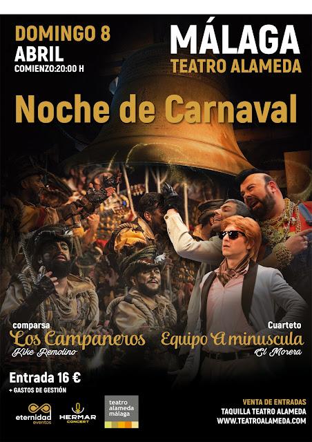 Agrupaciones de Carnaval en Málaga