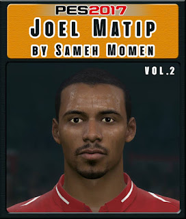 PES 2017 Faces Joel Matip by Sameh Momen