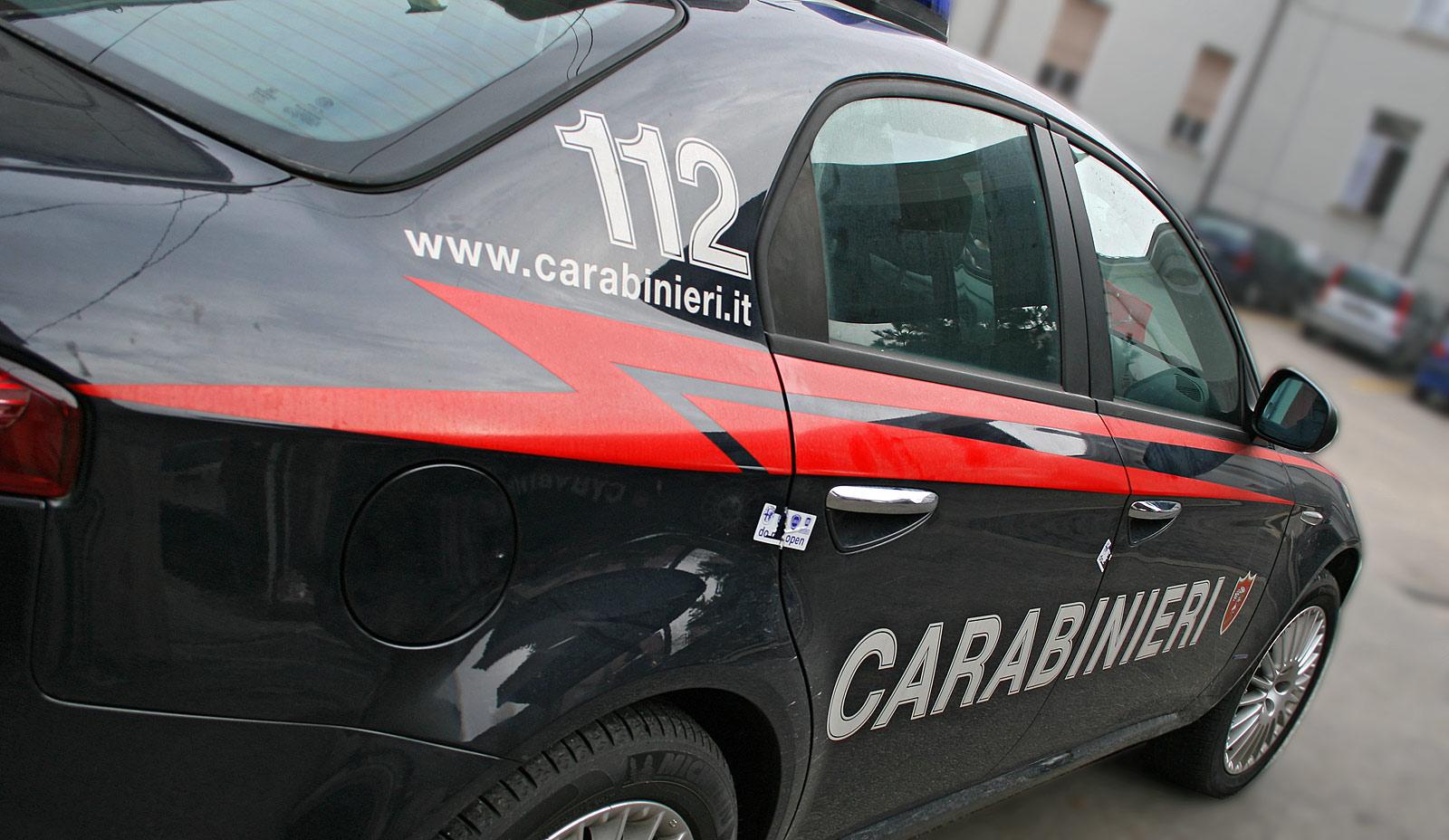Droga ed estorsioni: blitz dei carabinieri, dieci arresti e quarantotto indagati