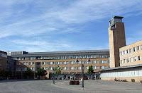 Oslo Universitetssykehus, Gaustad 2005. J. P. Fagerback. BSD-lisens.
