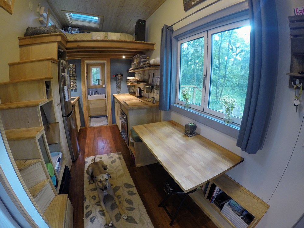 Tiny Home Designs: TINY HOUSE TOWN: Gainesville Tiny Home (190 Sq Ft