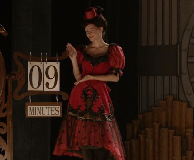 Houdini, minissérie figurino assistente de palco