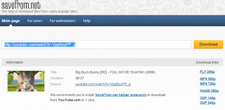 savefrom%2Bdownload - How to Download Youtube Videos for Free without any Software