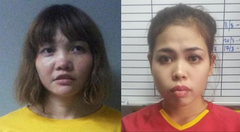 Doan Thi Huong dan Siti Aisyah