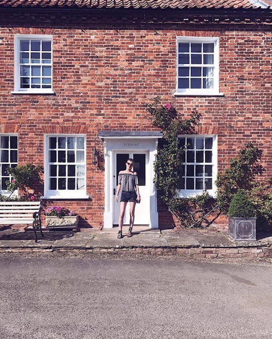 A WEEK IN THE NORFOLK COUNTRYSIDE - WHAT TO SEE, DO & EAT
