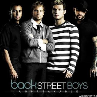 RFartwork: BACKSTREET BOYS - I Want It That Way