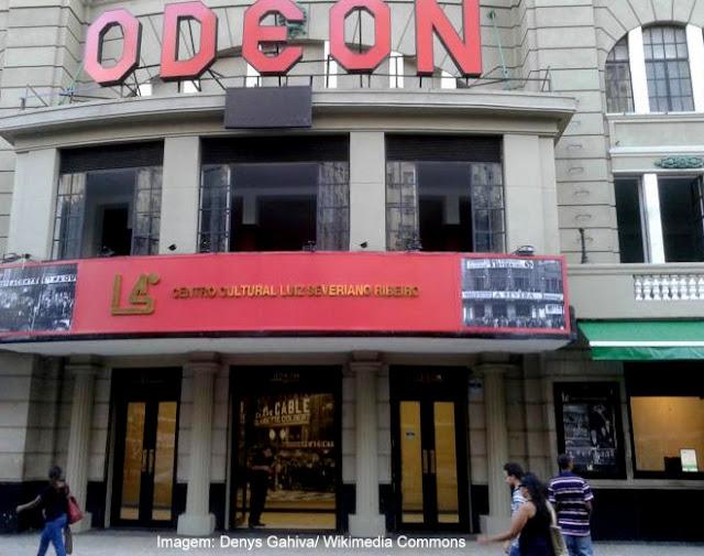 Cinelândia, Rio de Janeiro, Cine Odeon