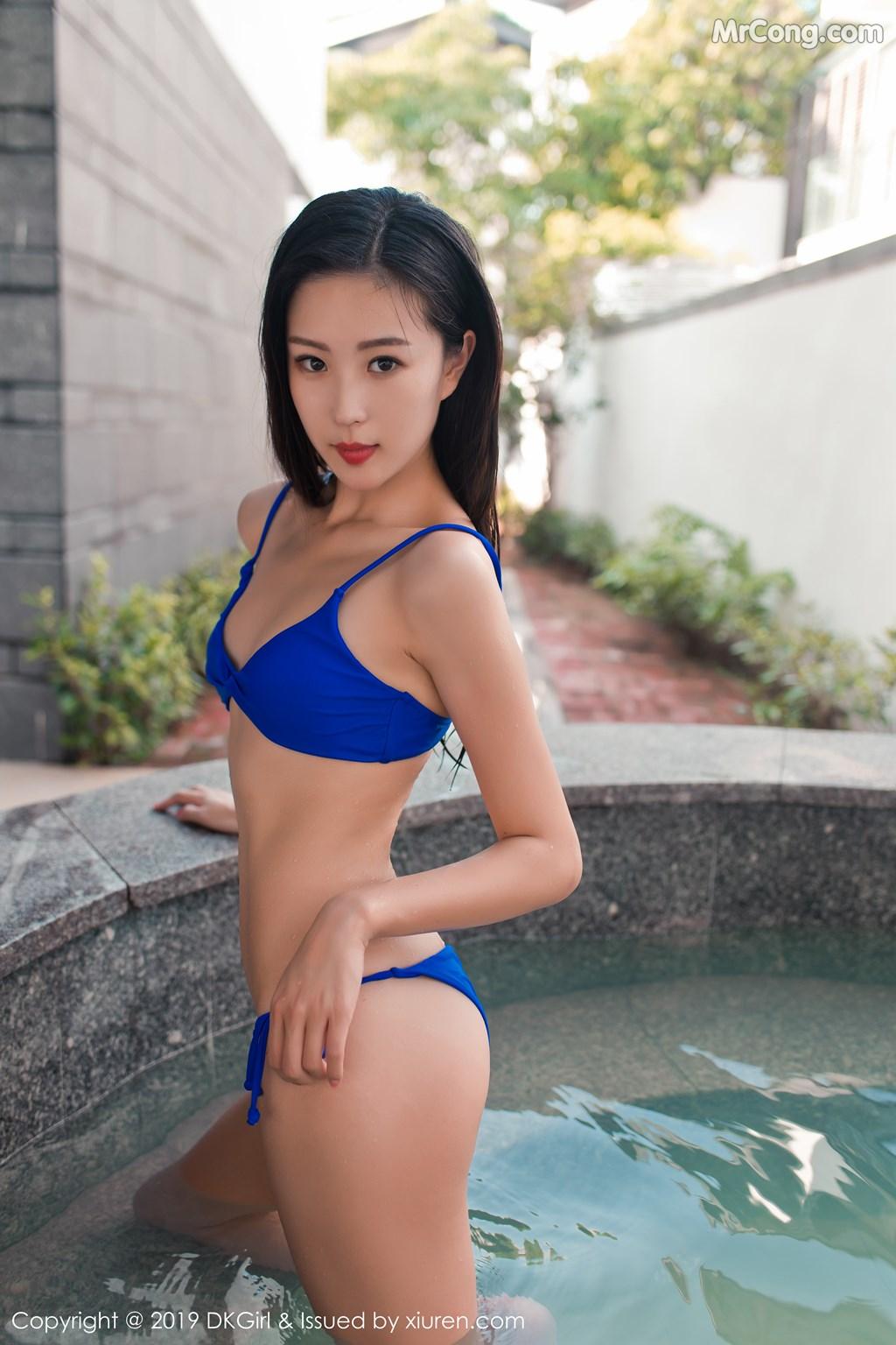Image DKGirl-Vol.119-Alice-MrCong.com-013 in post DKGirl Vol.119: 小子怡Alice (38 ảnh)