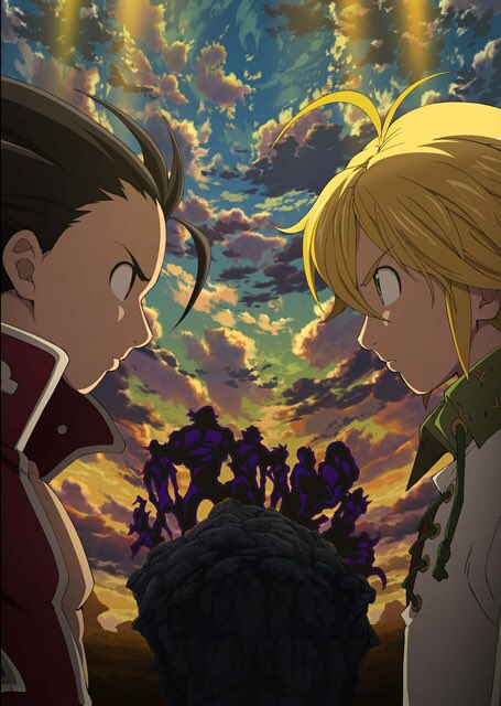 Nanatsu no Taizai -Revival of the Commandments