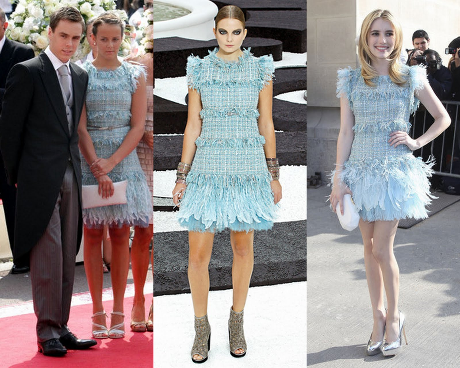 Who Wore Chanel Better? | Fashion Naturally
