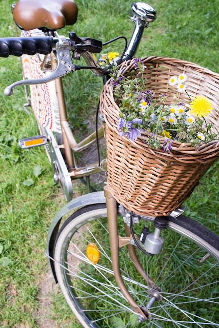 Crochet Skirt Guard - DIY Fahrradnetz häkeln