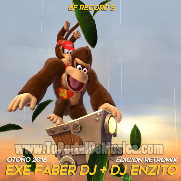 Explosion De Remix Otoño (2016)