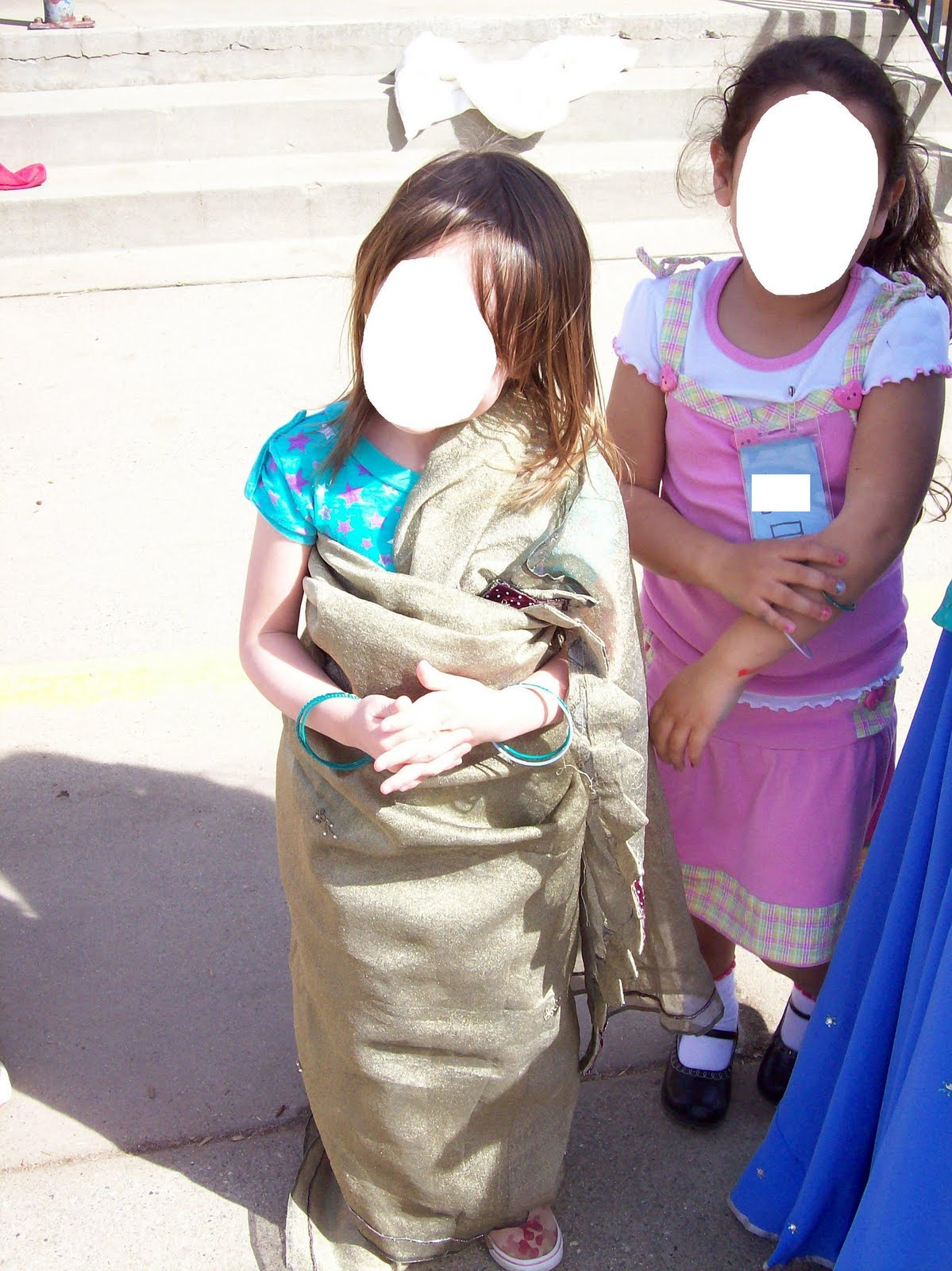 Learning And Teaching With Preschoolers May