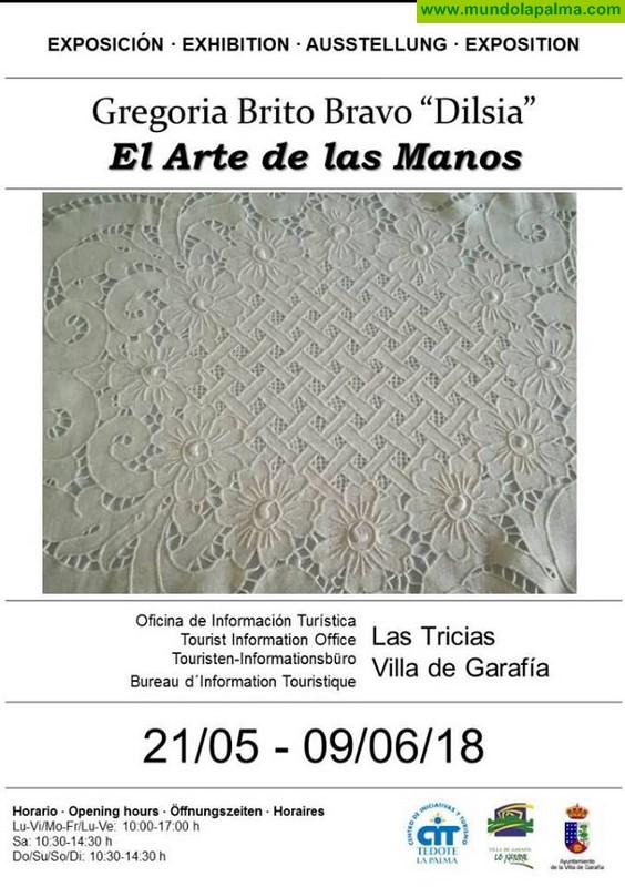 """Exposición """"El Arte de Las Manos"""" en Garafía"""