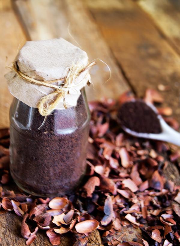 Cacao En Polvo Rústica