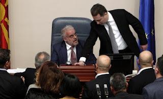 Αλβανικό «βραχυκύκλωμα» και πολιτική κρίση στην πΓΔΜ