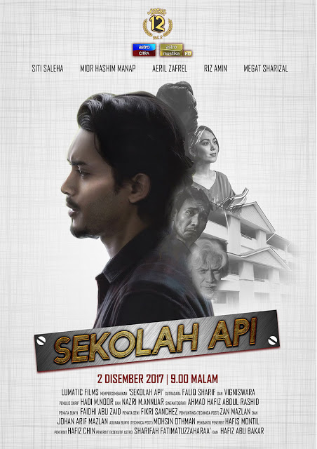 Download Film Sekolah Api (2017) HDTV Full Movie