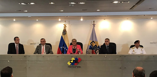 El ente electoral venezolano es catalogado como oficialista por la resistencia civil