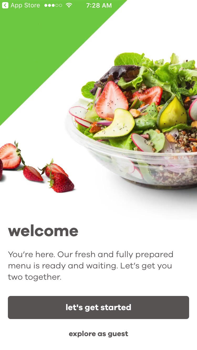 I Ordered Meals For Pickup Using The Snap Kitchen App, Available For  Download On ITunes {for IOS Users}. I Selected A Few Different Meal Options  For Lunch ...
