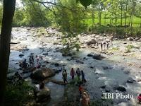 Asyiknya Pelesir di Desa Wisata Brumbun Madiun