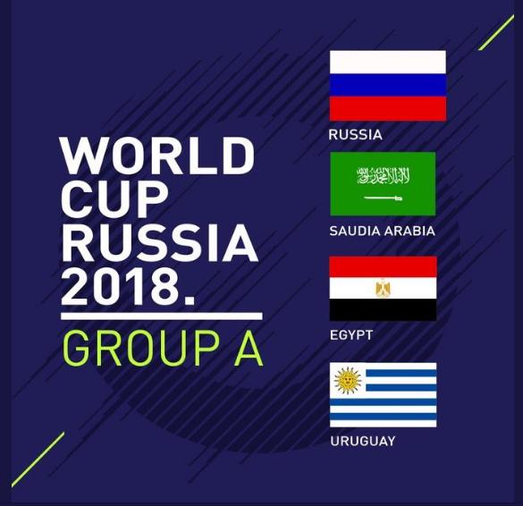 مجموعة منتخب مصر والسعودية والمغرب وتونس فى قرعة كأس العالم 2018 روسيا وموعد مباريات المنتخبات العربية