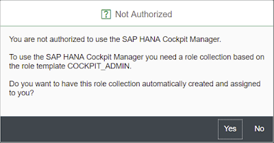 Make the new standalone HANA 2 Cockpit work for you