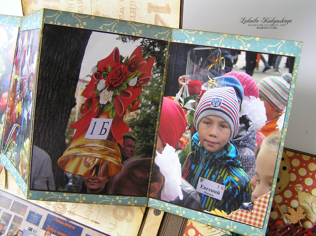 Фотографии сделаны как книжка 2