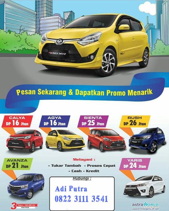 Promo Toyota Krian Sidoarjo Jawa Timur