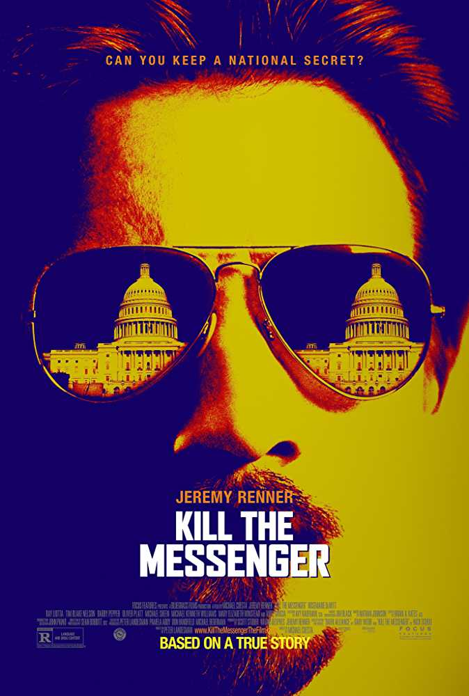 Poster Kill the Messenger 2014 Movie Dual Audio Free Download 300Mb