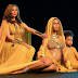 Beautiful three generations photo of Beyonce, her mum and daughter