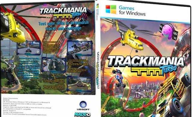 تحميل لعبة Trackmania Turbo برابط واحد مباشرة