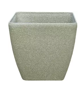 Stone Light SK Series 51cm Cast Stone Round Planter pack of 2
