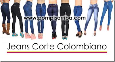 Venta pompis arriba jeans mayoreo precios modelos baratos caros original