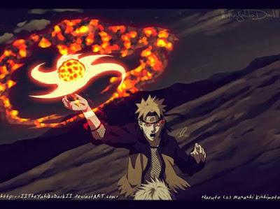 Gedoudama Laffa Naruto