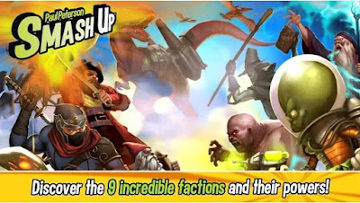 Smash Up – The Shufflebuilding Game Apk for Android