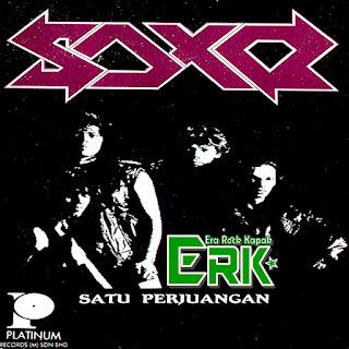 Saxo - Satu Perjuangan (1990)
