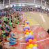 Uma tarde de encantos: Festival de Ginástica Rítmica atrai multidão em Simões Filho