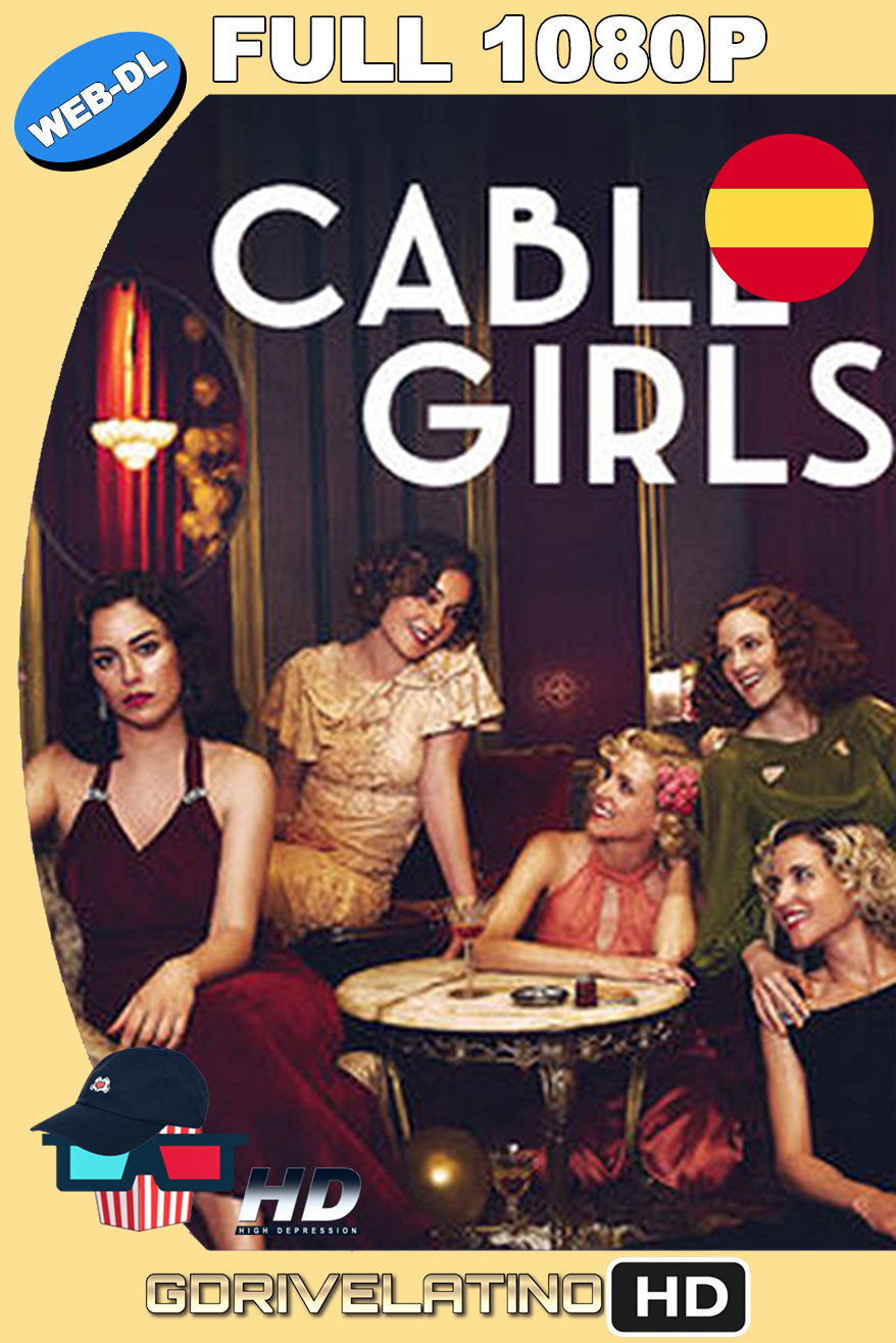 Las Chicas del Cable (2017) Temporada 3 NF WEB-DL 1080p Castellano MKV