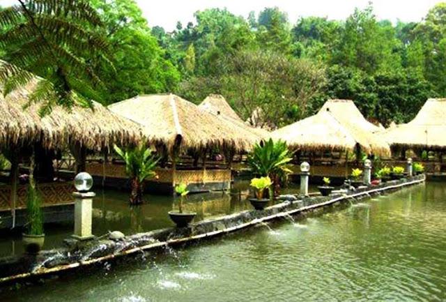 Arena Pemancingan Bonita Lembang