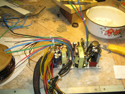 удлинительные провода