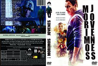 We Die Young - Moriremos Jovenes - Cover - DVD