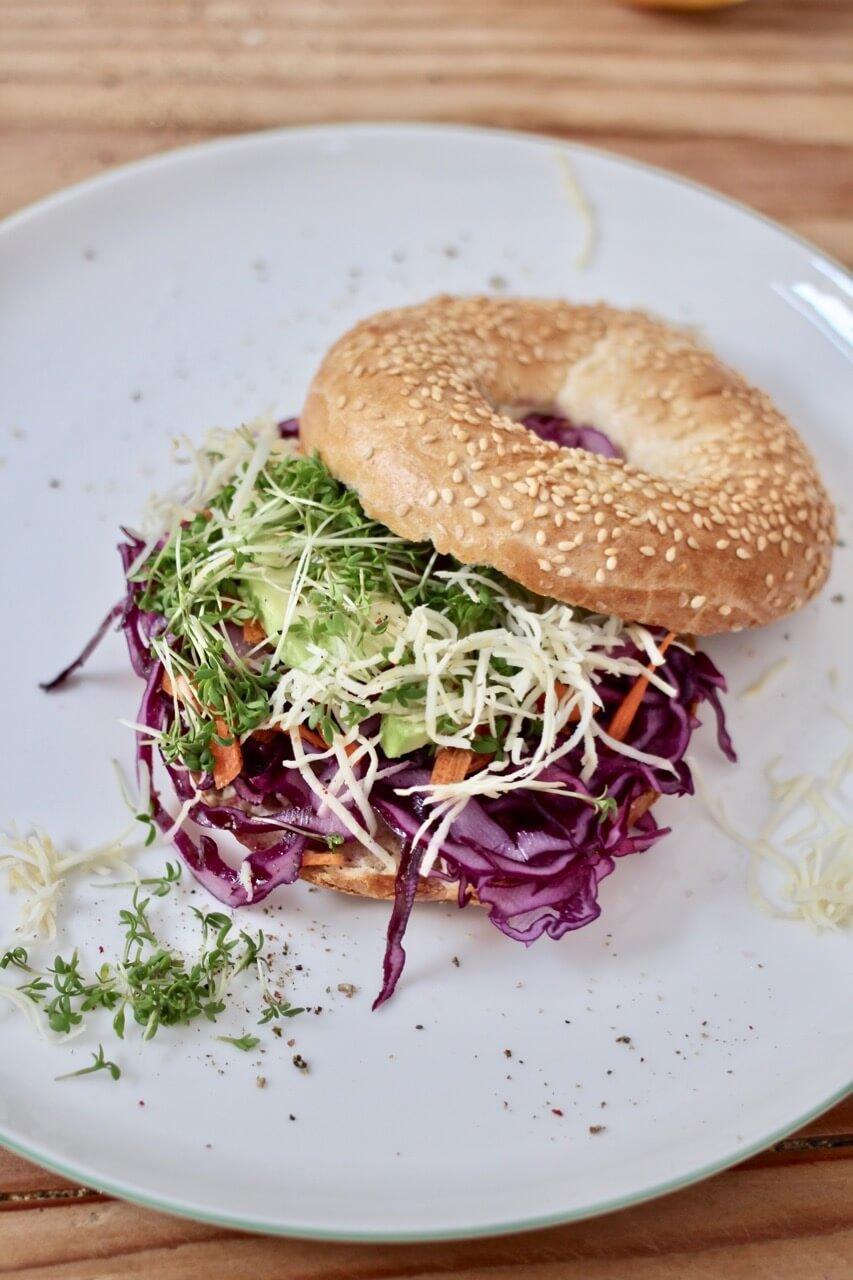 Krautsalat Bagels
