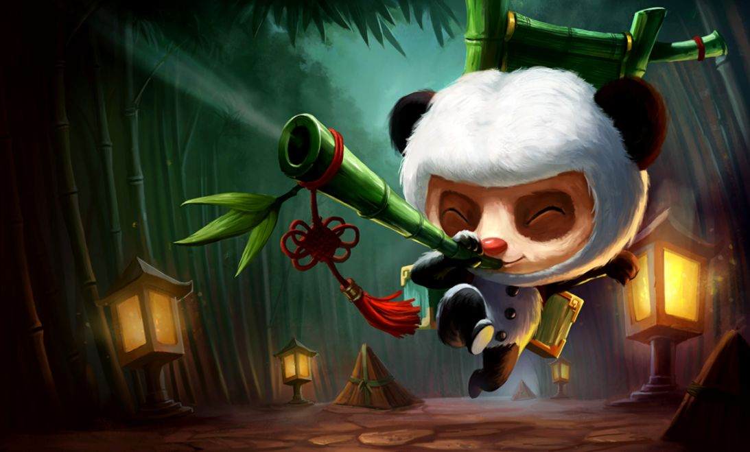 League Of Legends Panda Jax Wallpaper Wallpapers Imgur