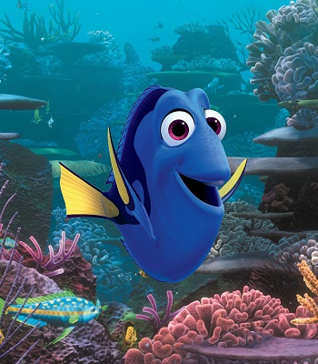 finding nemo year it came out