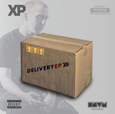 XP - DELIVERY EP Cover