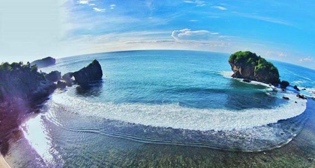 Wisata Pantai di Gunung Kidul Terbaru