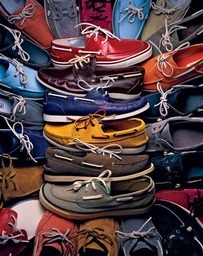 Follow My Wave: Sailing Trend: Boat Shoes